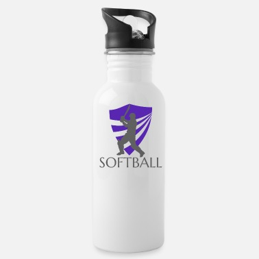Softball Softball - Drinkfles