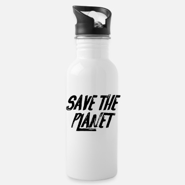 Save The Planet Save the planet - Water Bottle