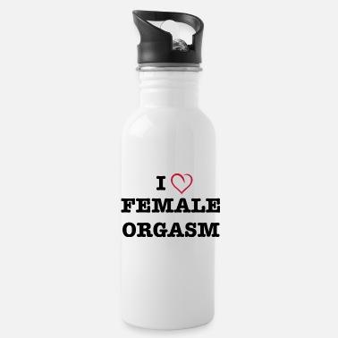 J'aime l'orgasme féminin