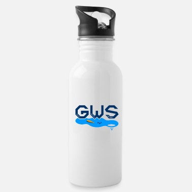Global Global Warming Snowman - Drinkfles