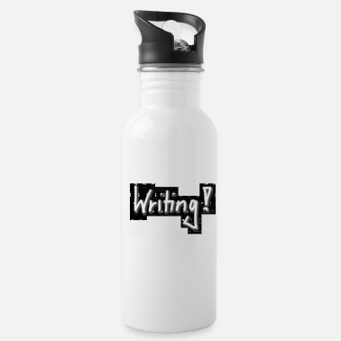 Writing Writing! - Water Bottle