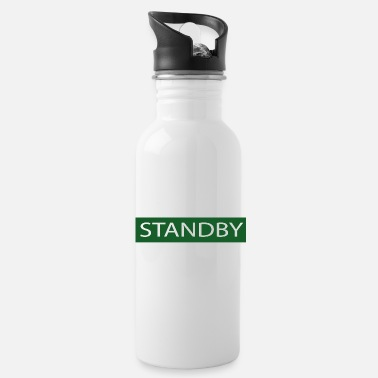 Standby standby - Water Bottle