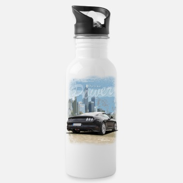 Emblem FoMu 2019 Shirt 205 without brand logo and emblem - Water Bottle
