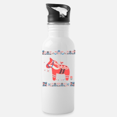 Decorated decorative - Water Bottle