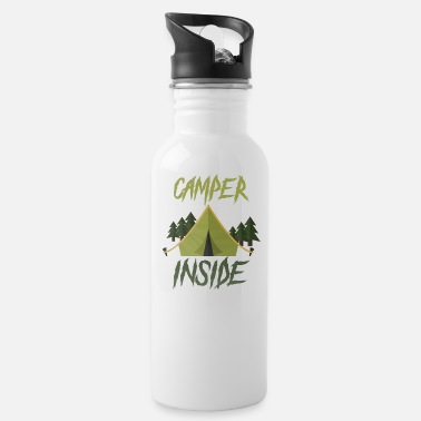 Camping camping - Water Bottle