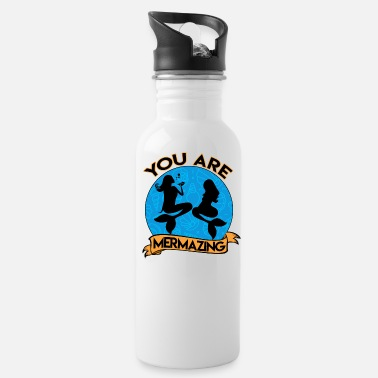 Mythical Collection YOU ARE MERMAZING - Water Bottle