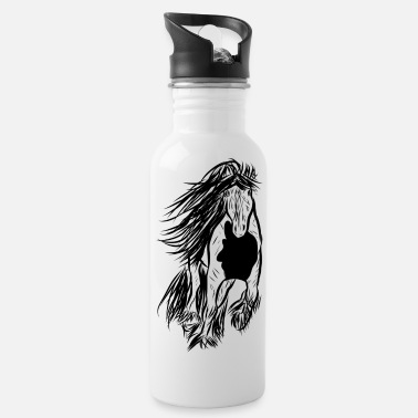 Equitation horse - Water Bottle
