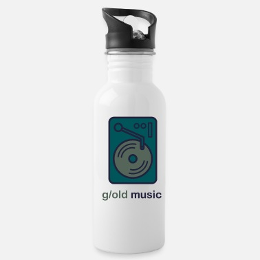 Old Music G / old music - Water Bottle