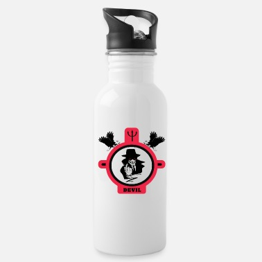 Devil Devil / devil - Water Bottle
