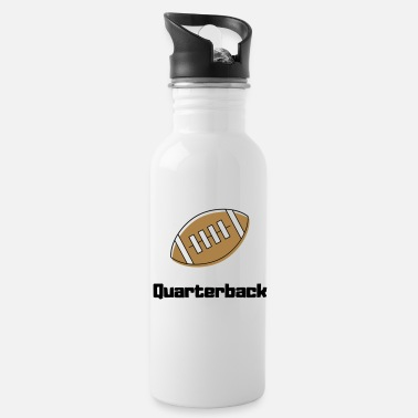 Quarterback quarterback - Water Bottle