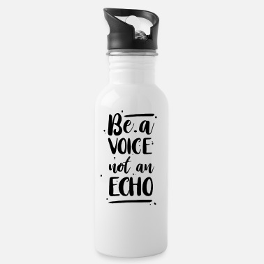 Voice Be a voice - Water Bottle