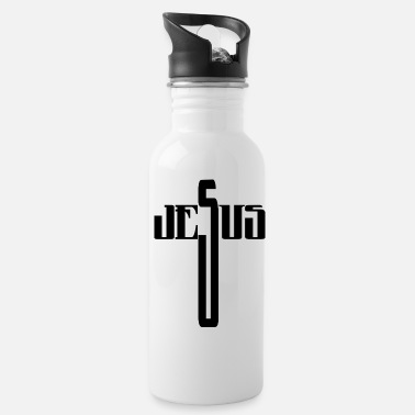 Jesus jesus - Water Bottle