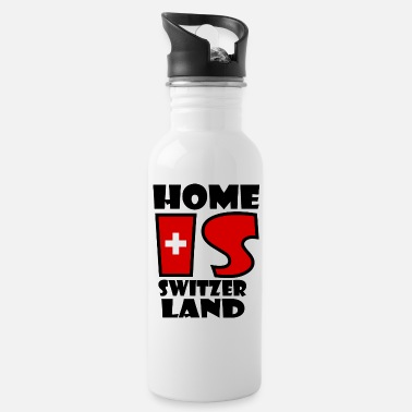 Zwitserland Zwitserland - Home is Zwitserland - Drinkfles