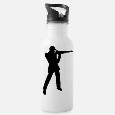 Marksman Marksman rifle - Water Bottle