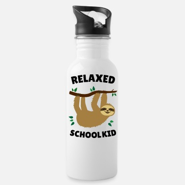 Relax School School Back to School Paresse - Gourde