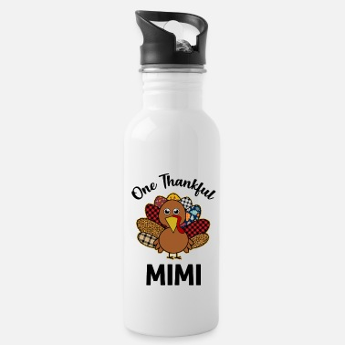 Grand Slam One Thankful Mimi - Water Bottle