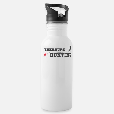 Treasure Sondler probe probe finder gift 0553 - Water Bottle