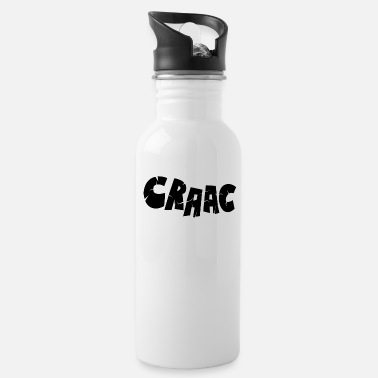 Just Just Craac - Drinkfles