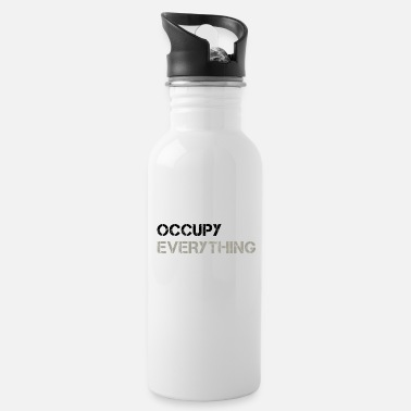 Occupy OCCUPY EVERYTHING - Water Bottle