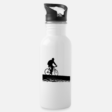 Bicycle Tour Biker - Touring on Bike - Bicycle Tour - Water Bottle