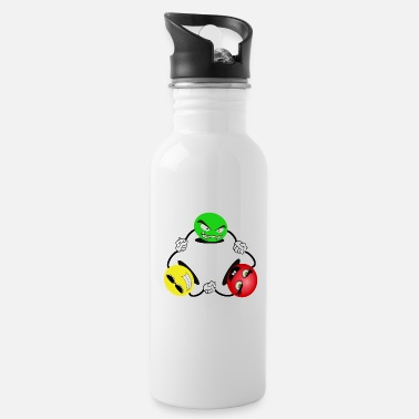 Emotion emotes - Water Bottle