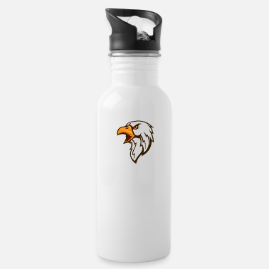 Graphic Art Eagle graphic art - Water Bottle