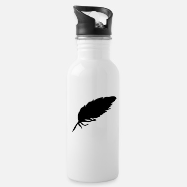 Feathers feather - Water Bottle
