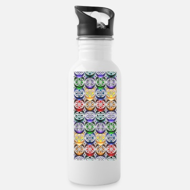 Concept Concepts and colors - Water Bottle