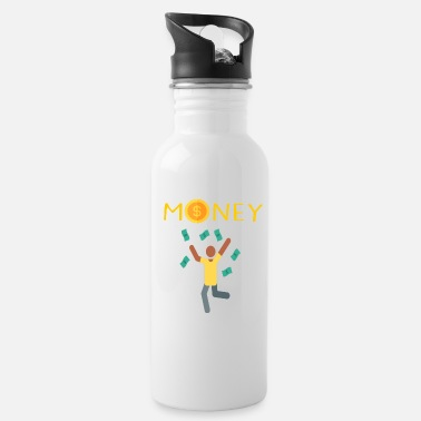 Money money - Water Bottle