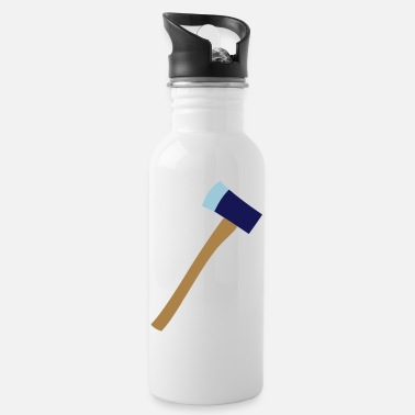 Axe axe - Water Bottle