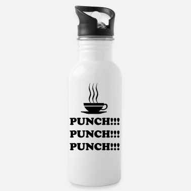 Punch Punch !!! Punch !!! Punch !!! - Drinkfles