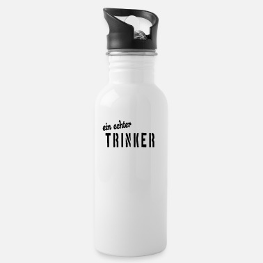 Drinker drinker - Water Bottle