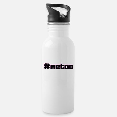 Movement #metoo Movement Statement - Vattenflaska