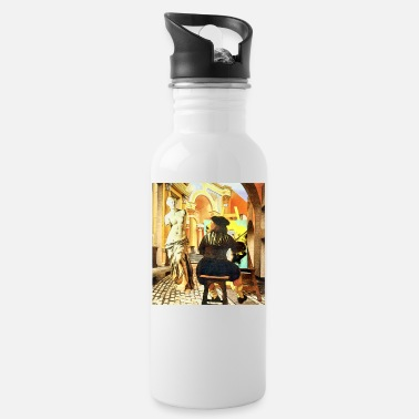 Venus De Milo Art 001 - Water Bottle