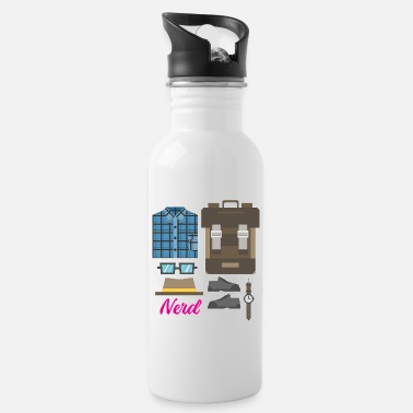 Nerd - Water Bottle