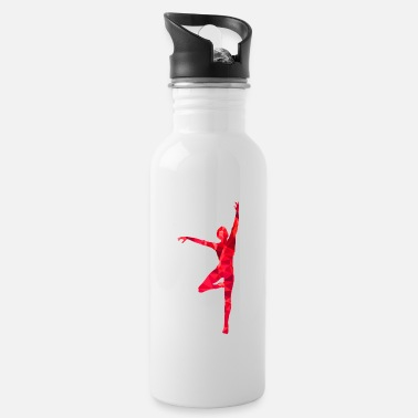 Dancer Ballet Dancers - Water Bottle