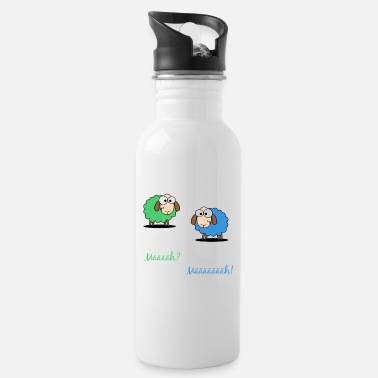 Mow Sheep Mow - Water Bottle