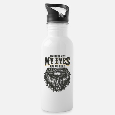 Beard Bearer Beard bearer - Water Bottle