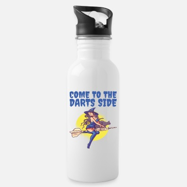 Darts - Come to the Darts side - Water Bottle