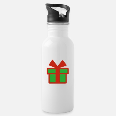 Present Christmas present Christmas present gifts - Water Bottle