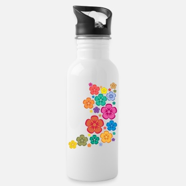 New Age New Age Flower Power - Trinkflasche