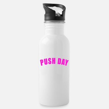 Muskel PUSH DAY GIFT FITNESS GYM TRENING PULL Ben - Drikkedunk