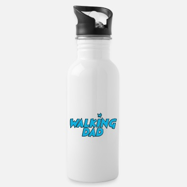 Mummy WALKING DAD - BABY - KINDERWAGEN - KIND - Trinkflasche