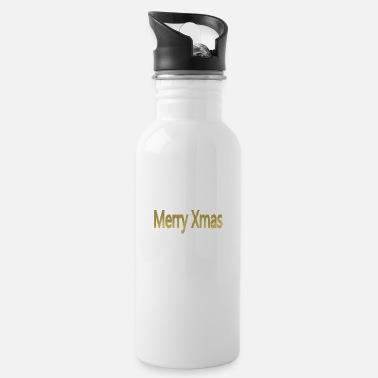 Merry Xmas Merry Xmas - Water Bottle