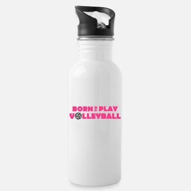 Born to play Volleyball - Cantimplora