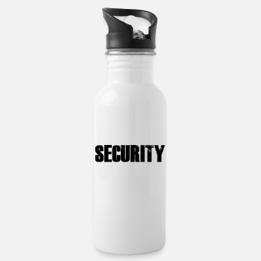 Security - Water Bottle