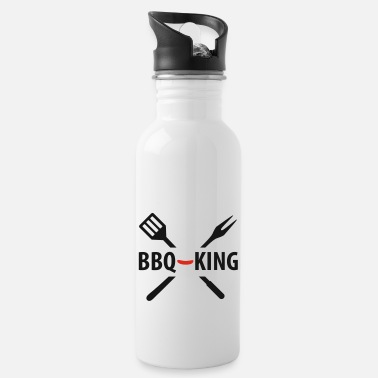 King bbq king - Water Bottle