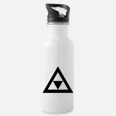 Triangle Triangle in the triangle - Water Bottle