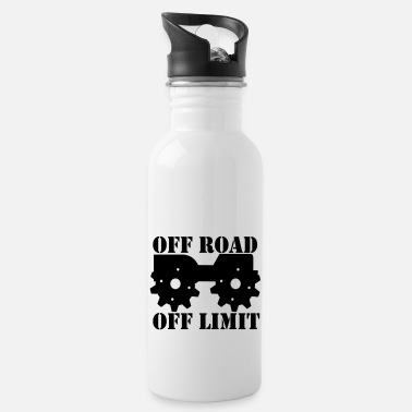 Off Off Road Off Limit - Drinkfles