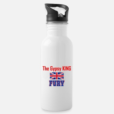 Gypsy King Fury The Gypsy King Gift - Water Bottle